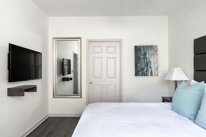SoCo Two Bedroom Condo!