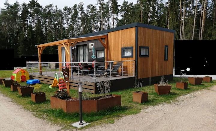 """ANTONIA"" Ferienhaus Bungalow Chalet am Murner See"