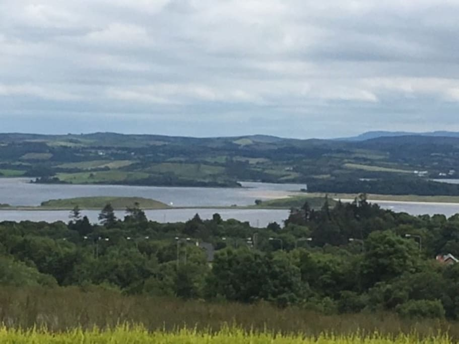 View of the bay in Mountcharles