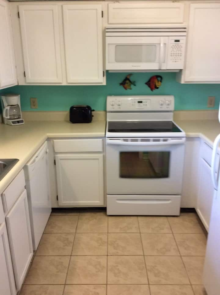 Oak Island Beach Villa 1204