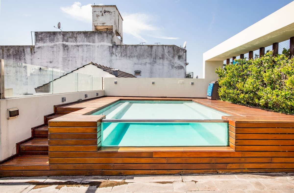 Greet the Sunset from the Rooftop Pool in Hip Palermo Soho