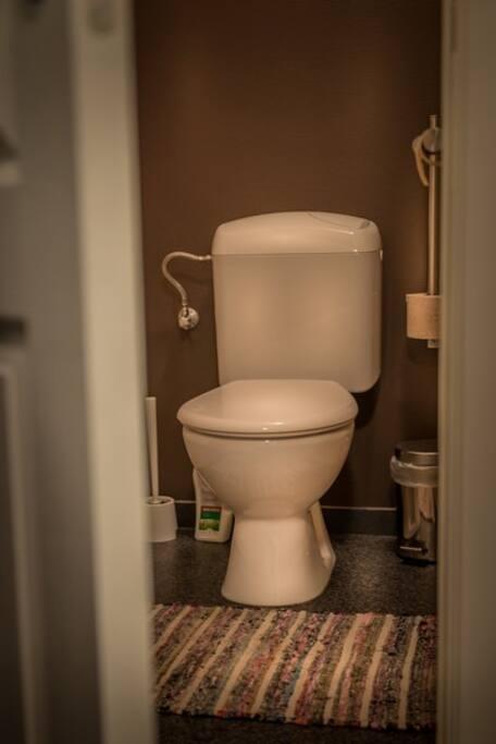 toilet Molleke