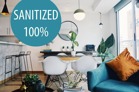 ★100%SANITIZED★ GUATELINDA APT NEAR HOTEL AREA Z10