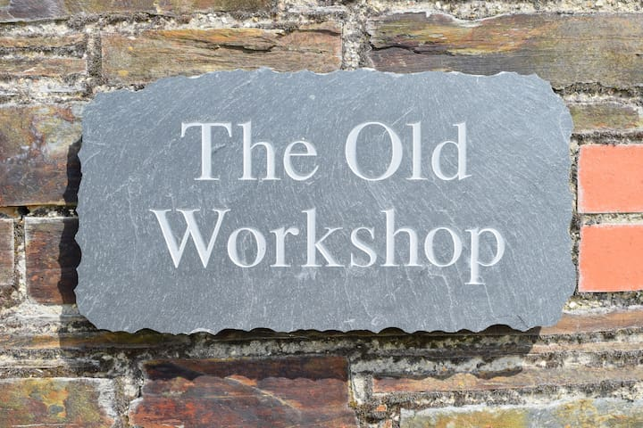 The Old Workshop, Penpethick Barn - Camelford - Hus