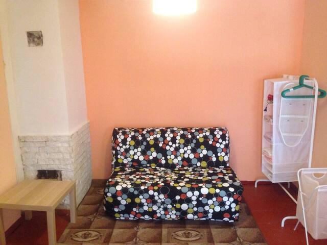 Уютная квартирка в центре Пятигорска - Pyatigorsk - Apartment