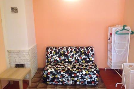 Уютная квартирка в центре Пятигорска - Pyatigorsk - Apartemen
