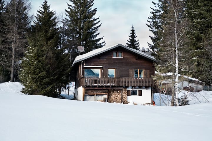 Chalet Im Spickel, (Amden), FA031, Holiday home / 2 bedrooms / max. 6 persons