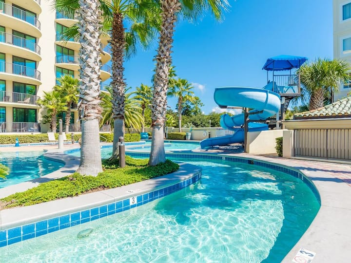 LUXURY 1ST FLOOR CONDO WITH BEAUTIFUL BAY VIEWS-Phoenix on the Bay II