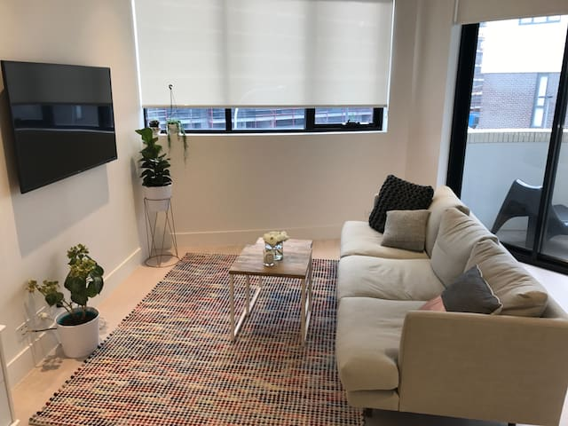 Brand new urban luxurious apartment - Erskineville - Byt