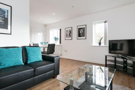 Luxury Garden Apartment in Didsbury - B - 曼徹斯特 - 公寓