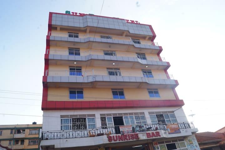 Sunrise Hotel Kampala