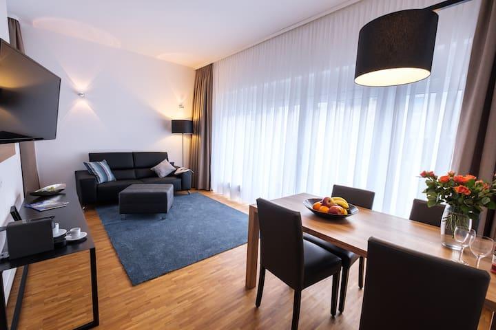 Ferienwohnung/App. für 4 Gäste mit 74m² in Passau (118583)