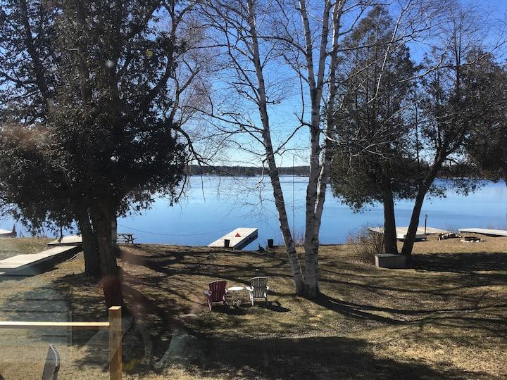 Beautiful Lake Front Home