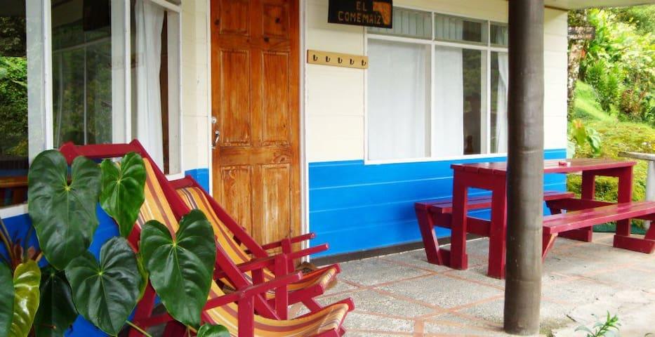 El Comemaiz - in Cachi Nature Lodge