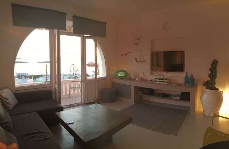 Wonderful Home at Mykonos Town (5+2 guests) - Mykonos - Casa