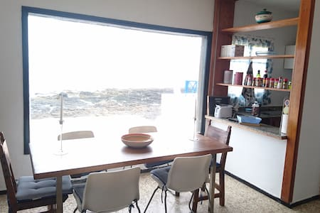 2bd apartment by the sea - Caleta de Famara