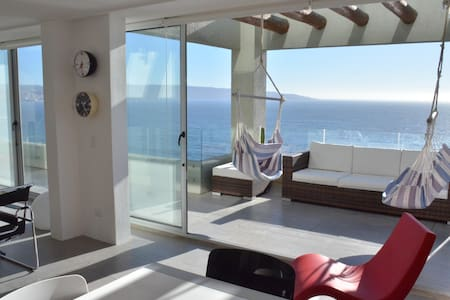 Duplex Reñaca with Fabulous views