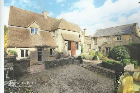 Beautiful Cotswold rooms in self contained annex. - Aldsworth - Ev