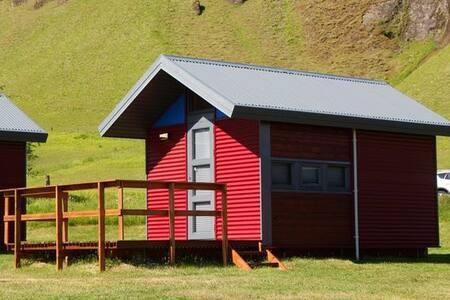 Cottage nr. 1 - sleeping bag accommodation