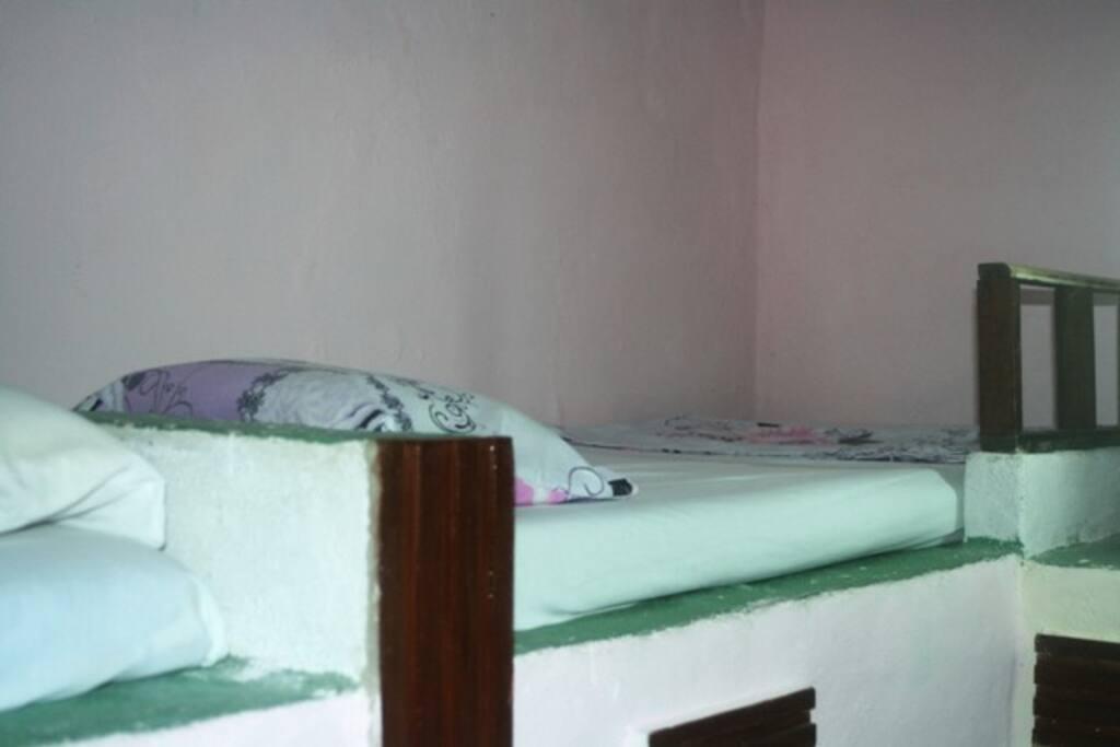 Cómodas camas para aventureros de todo tipo
