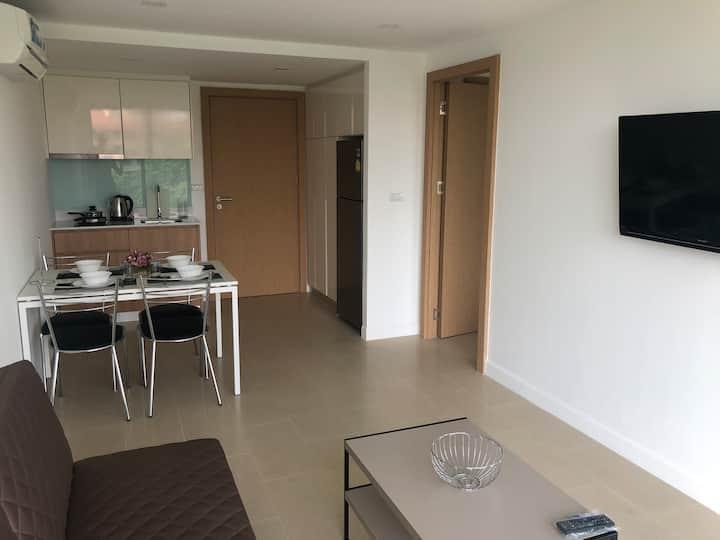 Apartment in the brand  new complex Aurora