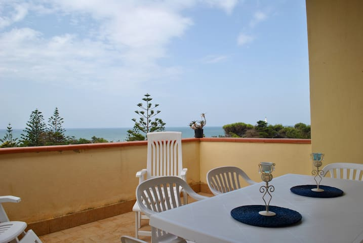Apartment by the sea - Granitola Torretta - Apartemen