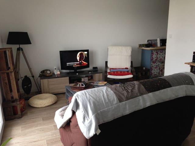 Joli T2 pour une pause sur POITIERS - Poitiers - Apartamento