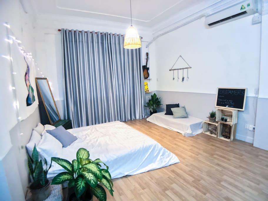 Cozy studio in the heart of Hcmc