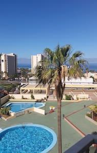 Ocean view 1bed apartment in Playa de Las Americas - Arona