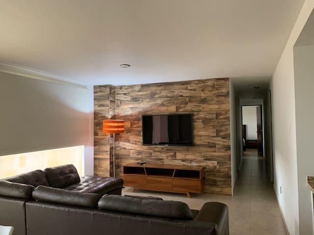 Cozy & modern apt in safest locality in Juriquilla