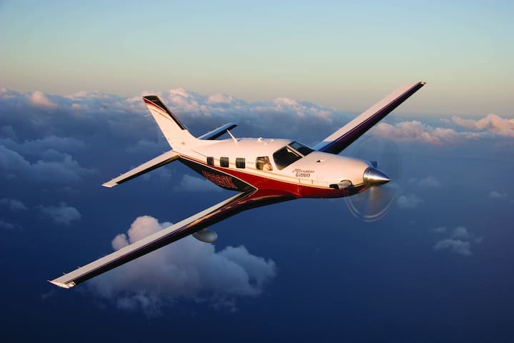 Private Flight max 5 passengers North Europe - Rygge - Plane