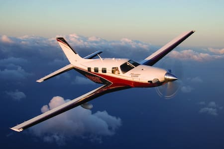 Private Flight max 5 passengers North Europe - Rygge