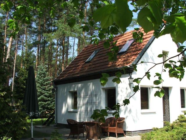 Herzliches Gästehaus am Rande von Berlin