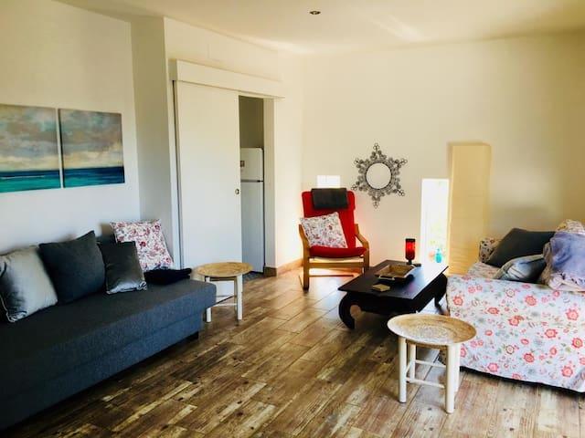 Apartamento luminoso, 2 terrazas y mucho espacio