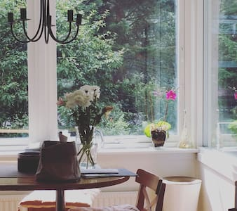 Spectacular room 10 min from Avenyn - Apartment