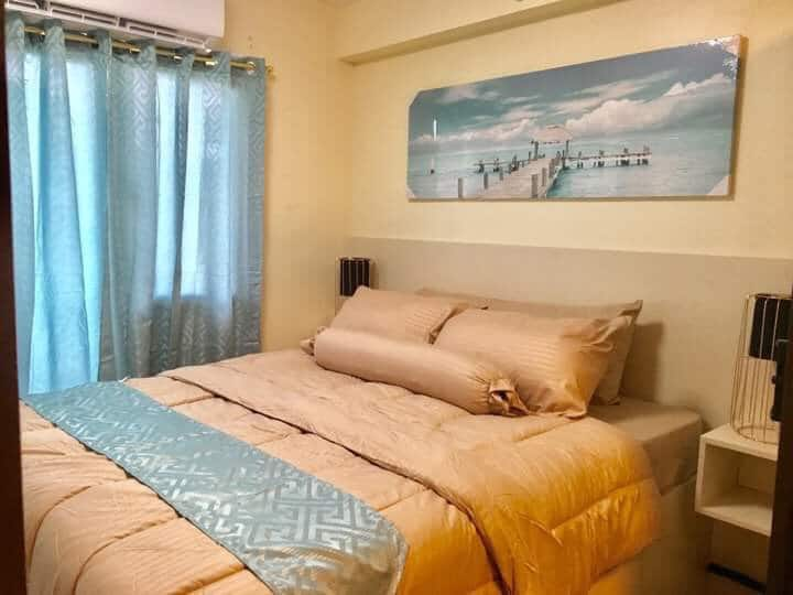 New fully furnished 1BR Condo Unit..