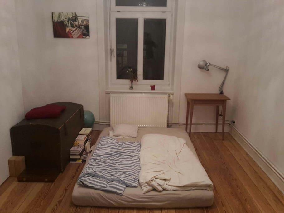 sch nes zimmer im univiertel apartments for rent in hamburg hamburg germany. Black Bedroom Furniture Sets. Home Design Ideas