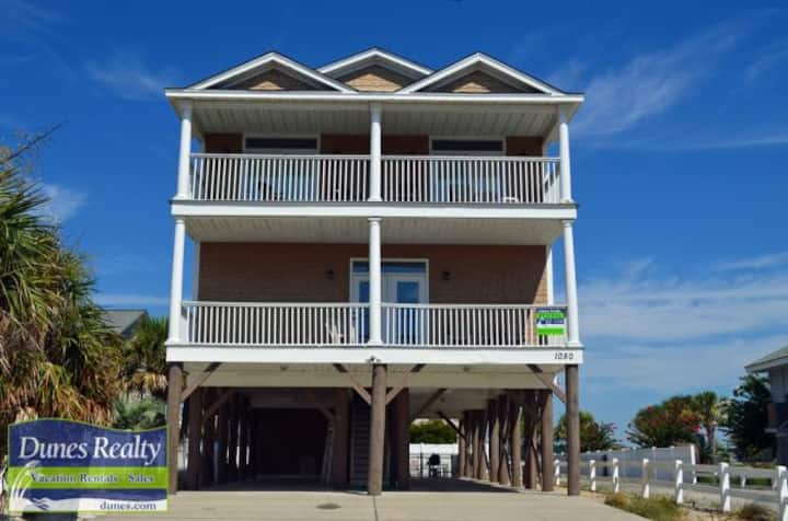 IDEAL FAMILY RENTAL -WHERE OCEAN MEETS INLET