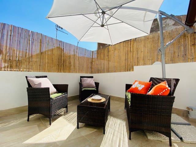 La Vanedda apartment ortigia, no ZTL, free parking