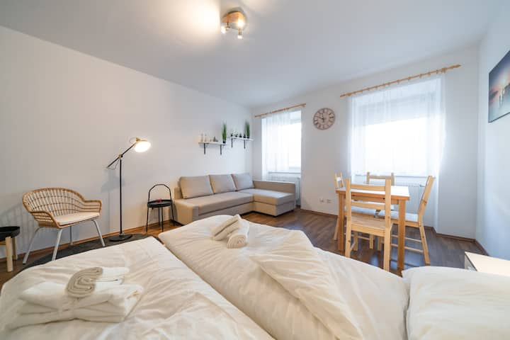NEW RENOVATED STUDIO NEXT TO HAUPTBAHNHOF
