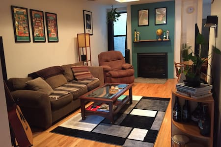 Private Bedroom Near Prospect Park - Brooklyn - Apartment