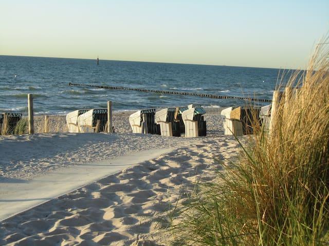 5 Sterne Luxus Fewo 5min zum Strand - Graal-Müritz - Wohnung