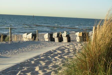 5 Sterne Luxus Fewo 5min zum Strand - Graal-Müritz - Huoneisto