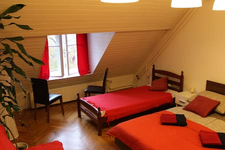 VIKSI Nomad. Sweet room / castle / center - Liubliana - Bed & Breakfast