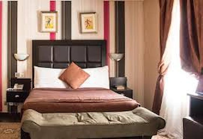 Home away from home with top hospitality services