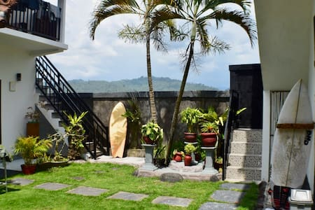 Padi Surf Villa Medewi (Deluxe Room)