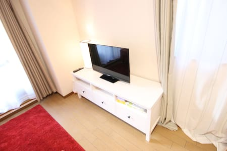Sunny & Quiet Flat 1 min to subway in downtown り二六 - Shimogyo Ward, Kyoto - Bungalow