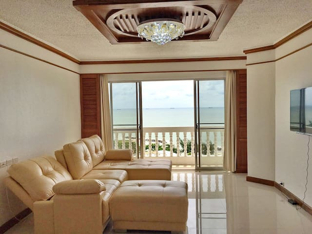 Luxury 150m² apartment in Rayong - Noen Phra - Apartamento