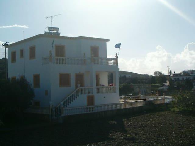 Villa de Elesia - Lipsi - Casa