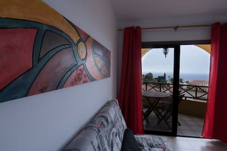 Apartamento luminoso con hermosas vistas - Los Realejos - Appartement